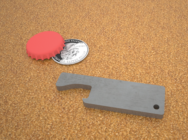 Bottle Opener 3d printed