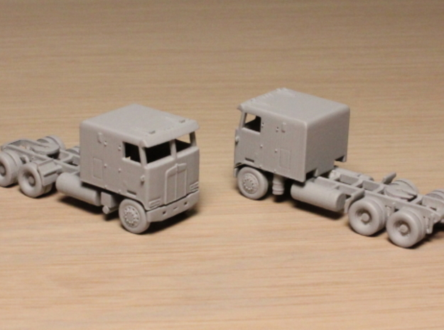 1:160 N Scale Kenworth K100 Tractor X2