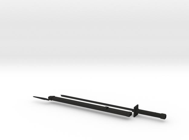 1/6 scale Ninja Multi-Purpose tool 3d printed