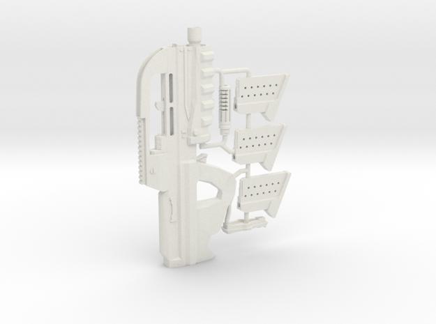 1:6 Scale Sci-Fi M Assault 5K carbine