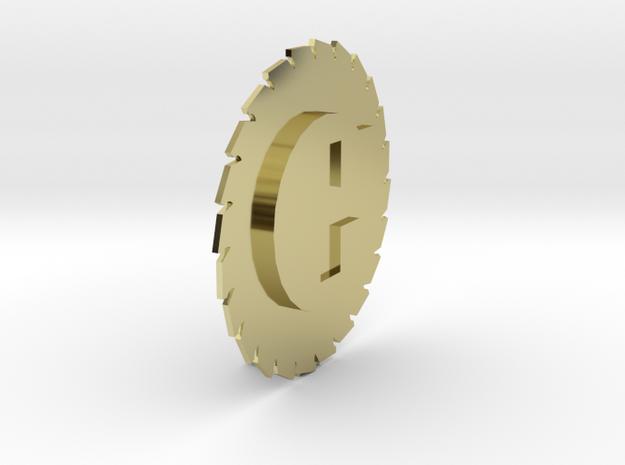 Custom Logo 3d printed