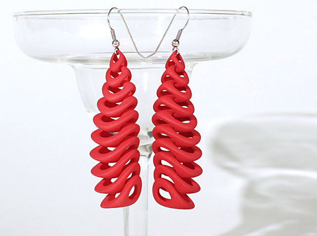 Tetron-earrings