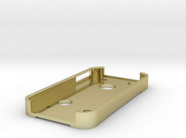 Custom iPhone 4 Case 3d printed