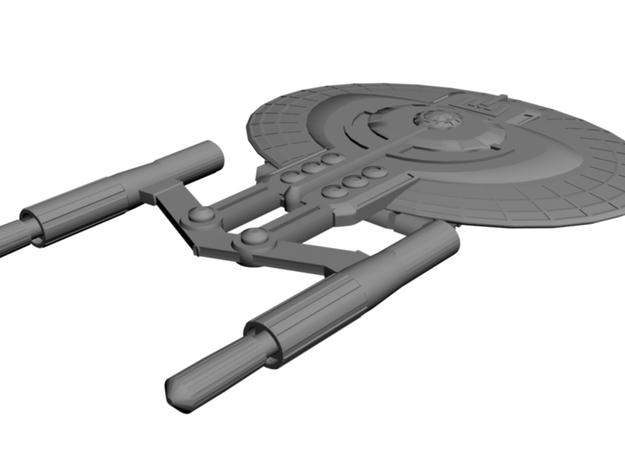 USS Simmack 3d printed