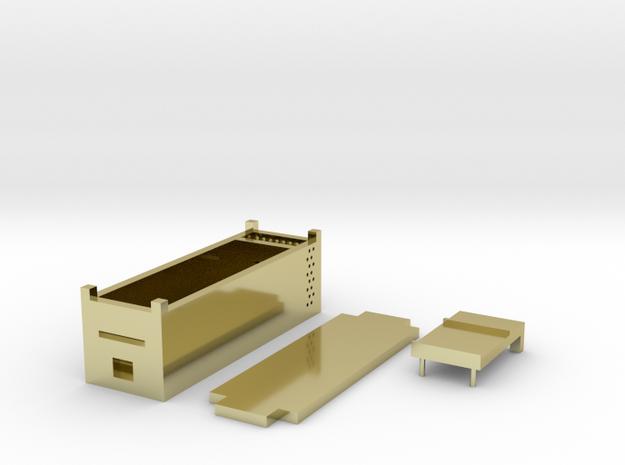 The Cigar Box 3d printed