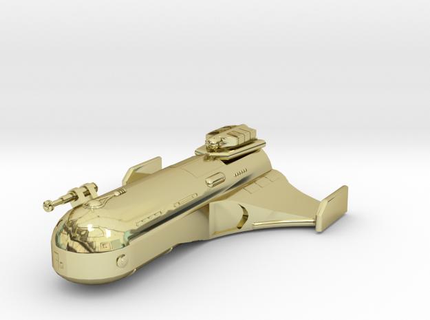Subsidized Merchant (test model 1.1) 3d printed