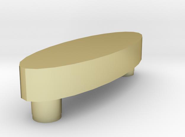 Toiler Seat Plastic Foot 3d printed