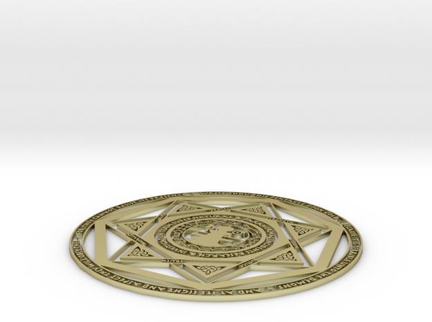 badge 3d printed