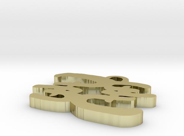 1 inch PB Flip 3d printed