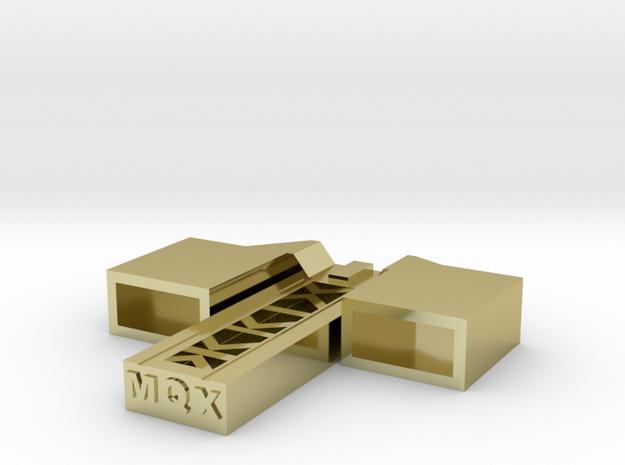 MQX_Double_Barrel_v4_3 3d printed