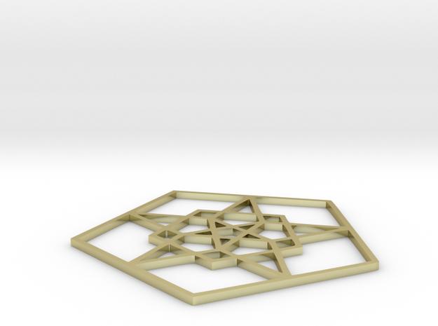 Penta nova - 3 inch 3d printed
