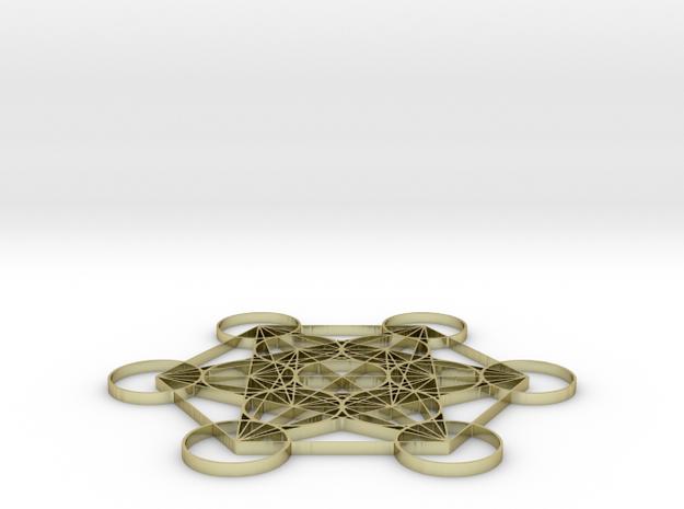 Metacube - 3 inch 3d printed