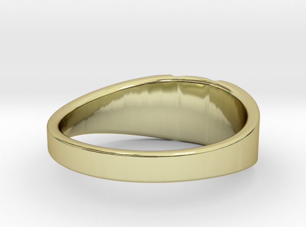 SIMIC RING 3d printed