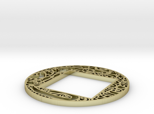 Catcircles edges 3d printed