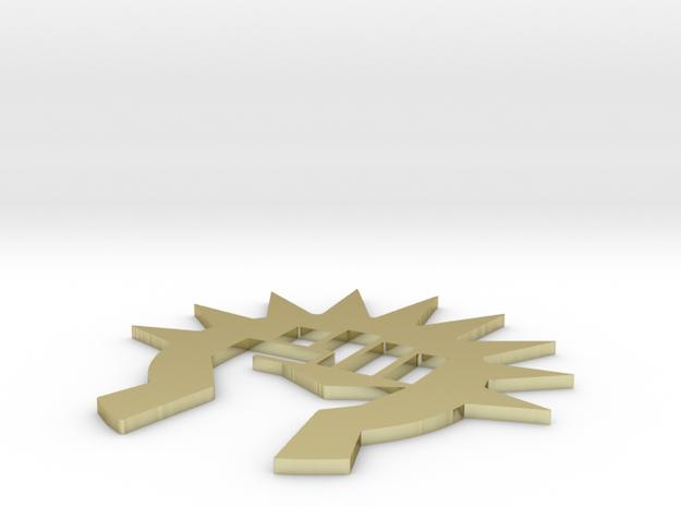 Boros Crest 3d printed