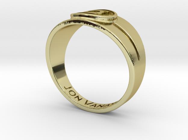 Jon's Ring 3d printed