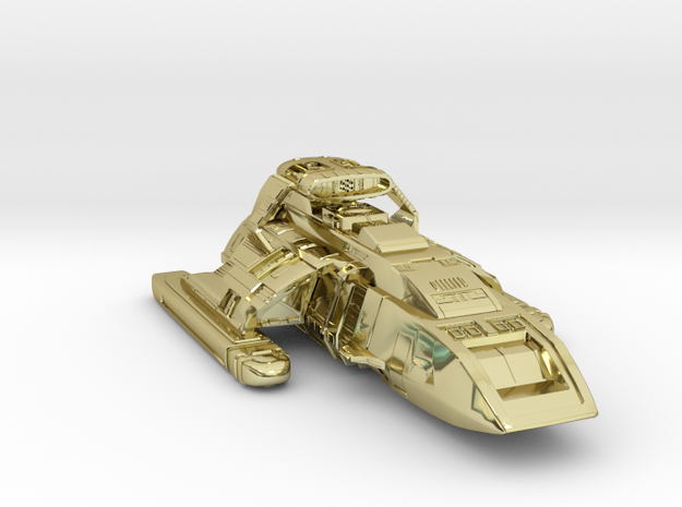 1/350 ST Runabout (repaired) xxxx 3d printed