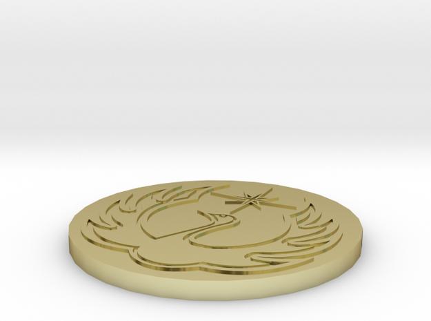Phoenix Guard Stempel 3d printed