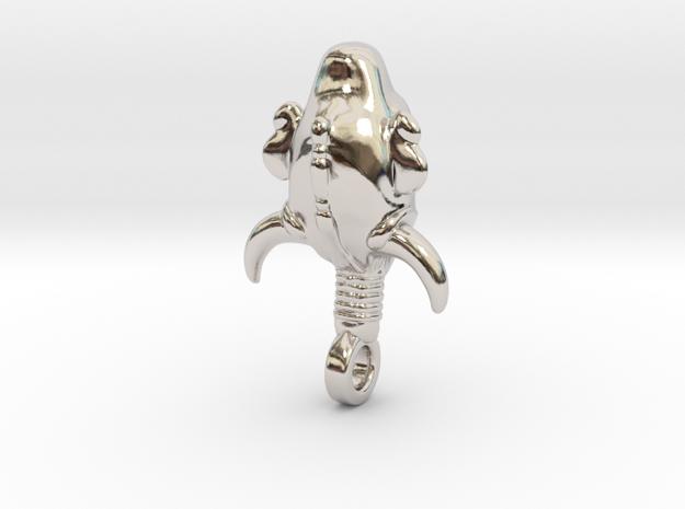 SUPERNATURAL Amulet 3.0cm 3d printed