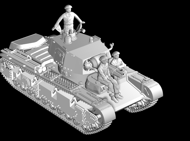 Nebau Nr3 5 Tank for output finished triped 2012 0 3d printed