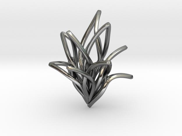 Spiral Flower 3d printed