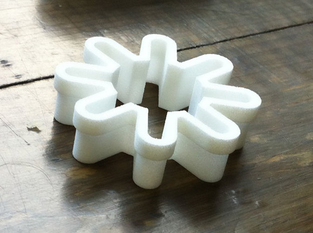 Sunny 3d printed sunny cookie cutters