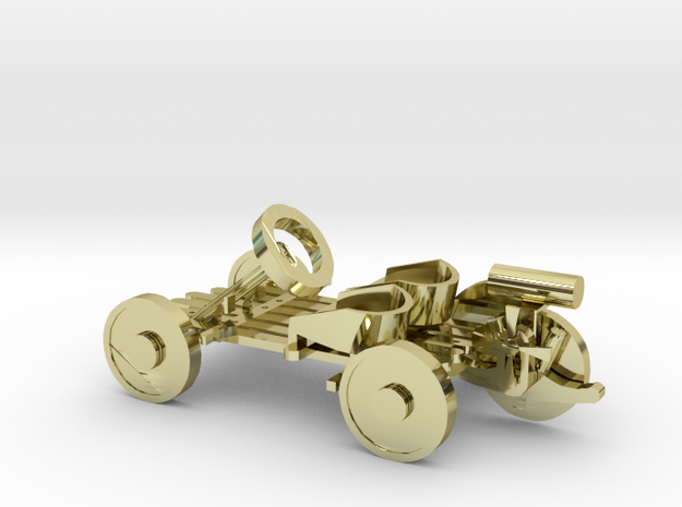 Cyclecar 3d printed