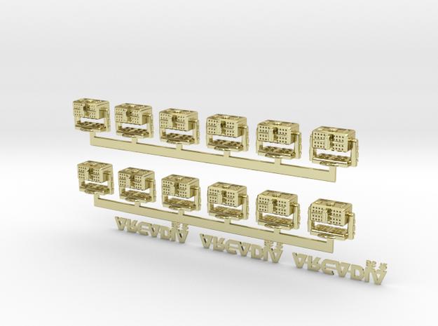 Arcadia Parts Package 3d printed