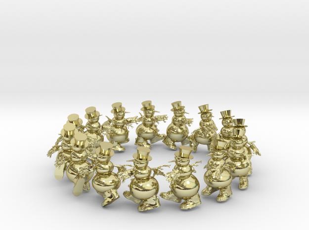 Snowman-146 -8 3d printed