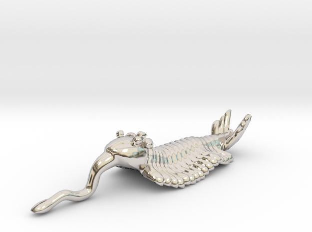 Opabinia - Small 3d printed