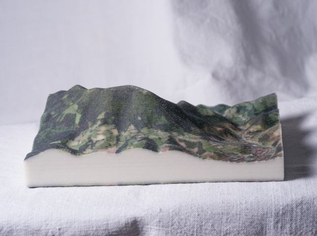 MONTE IRIMO  3d printed