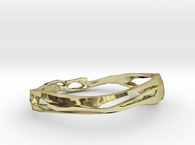 Fluid Ring 3d printed