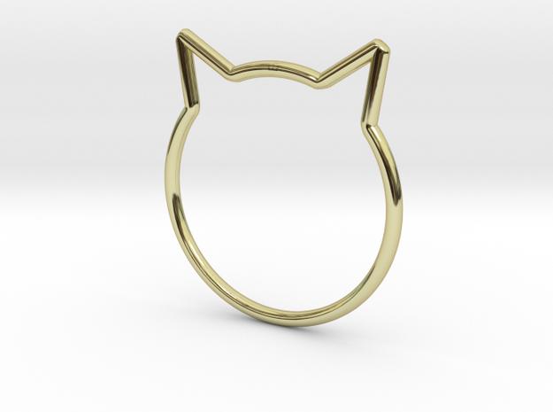 """Cat Ear Ring """"Büsi"""""""