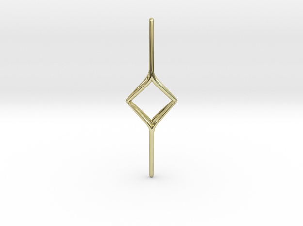 YOUNIVERSAL Y2, Pendant in 18K Gold Plated