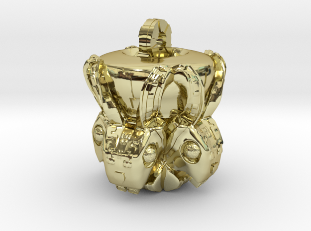 Aztec Bead Centzon Tocochtin OA 3d printed