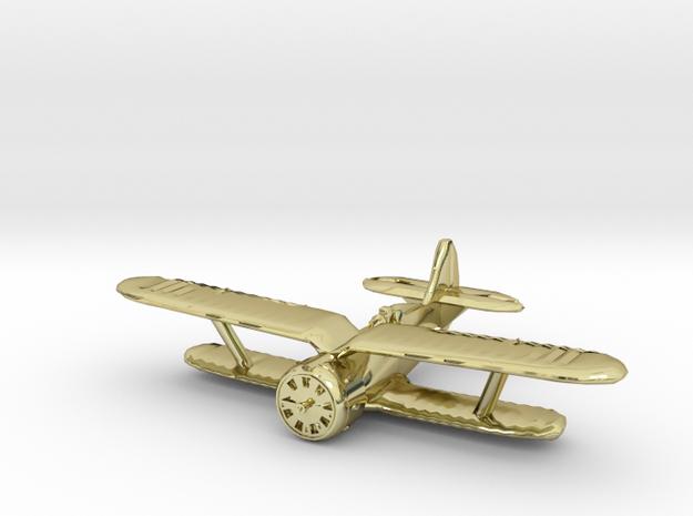 1/285 Polikarpov I153 3d printed