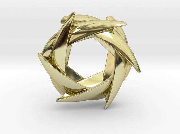 COROLLA pendant 3d printed