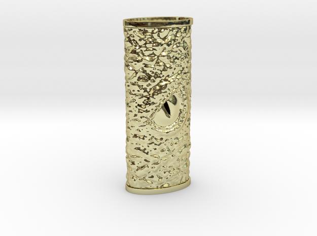 Dragon Eye Lighter Case 3d printed