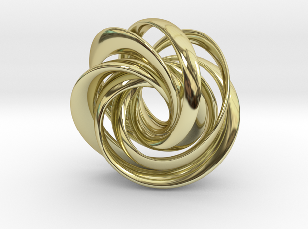 Knot 04 3d printed