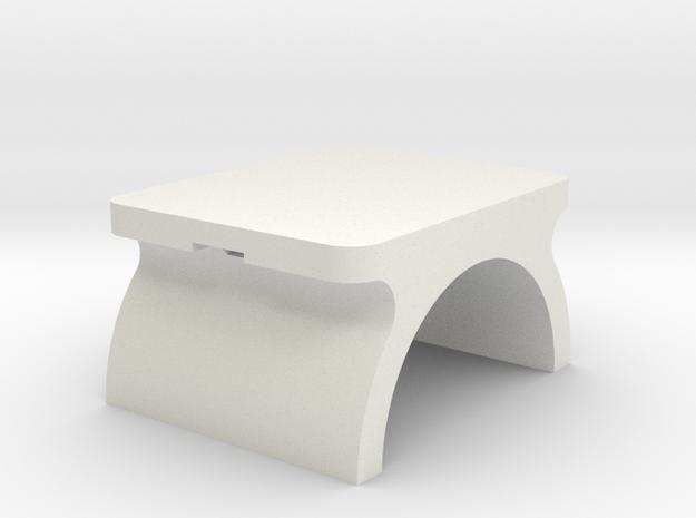 Led Leg Plate in White Strong & Flexible