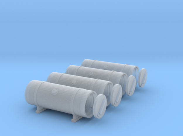 1/35 T-34 External fuel tanks