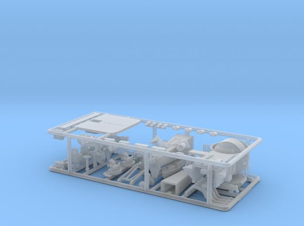 1/600 Scale Leander Ikara Conversion Kit 3d printed