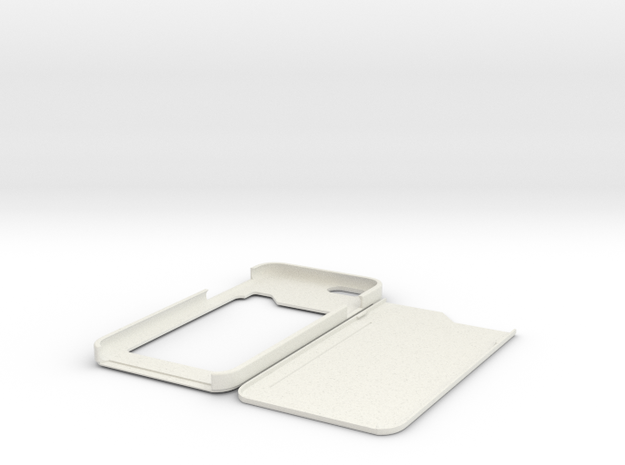 iPhone 6 Case - Tonicity in White Strong & Flexible