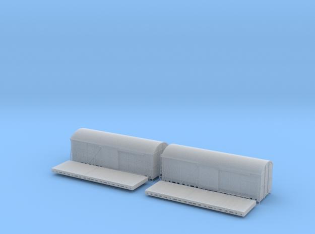 1/160 SJ Litra Ge (sæt) in Smooth Fine Detail Plastic