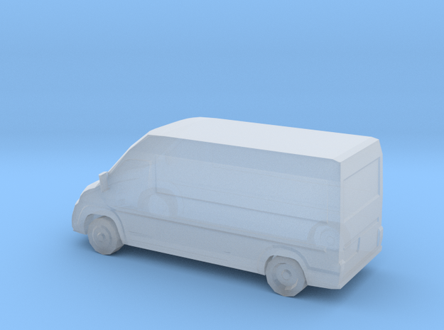 1:400 Airport GSE: RAM Promaster/Fiat Ducato in Smooth Fine Detail Plastic