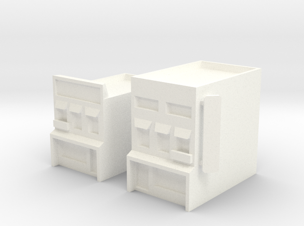 Mom And Pop Shops   3d printed
