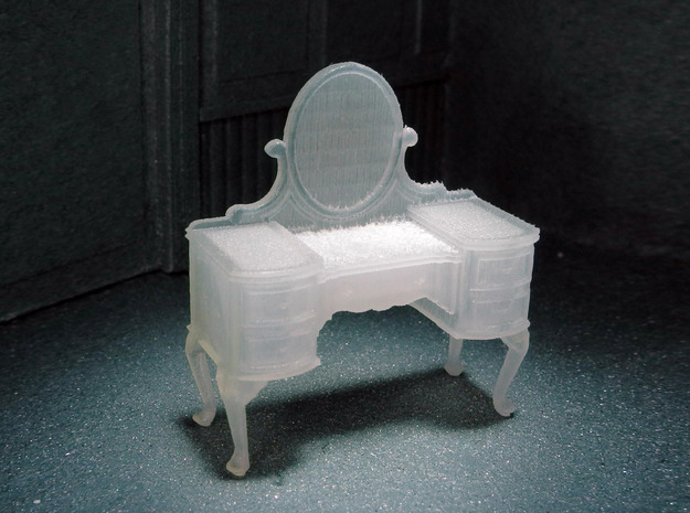 1:48 Vanity in Frosted Ultra Detail