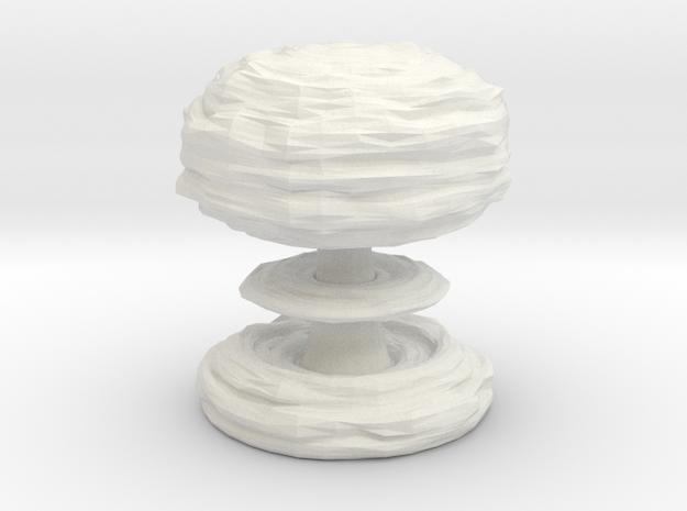 Mushroom Cloud 3d printed