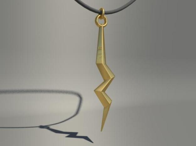 [By-mE] Necklace : weapon of zeus 3d printed