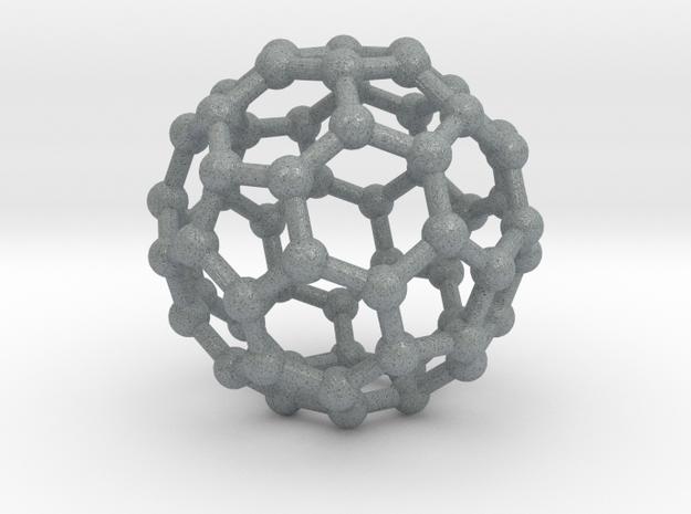Buckyball C60 Nano Carbon Small (2cm) 3d printed